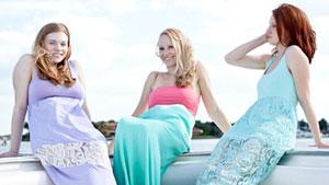Мода в период беременности: как выглядеть стильно