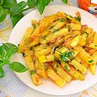 Тушеная картошка на сковороде. Рецепт вкусной картошки