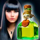 Касторовое масло – средство от выпадения волос