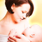 Жизнь матери-одиночки с маленьким ребенком
