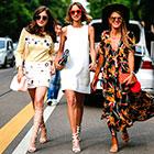 Арсенал модницы: уличный стиль - просто и со вкусом