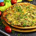 Домашняя пицца с грибами рецепт