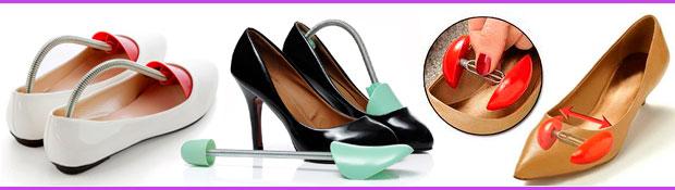 Если жмет обувь