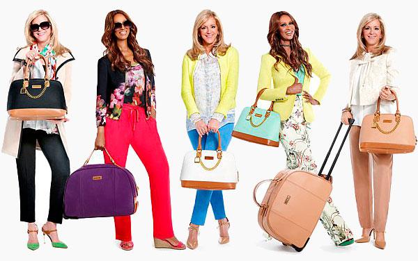Девушки с сумкой