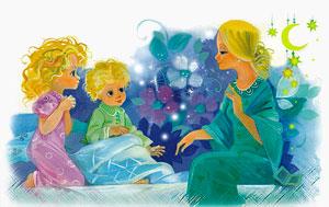Роль сказки в воспитании и развитии детей