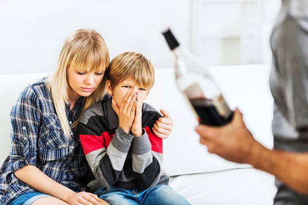 Пьянство причина разводов