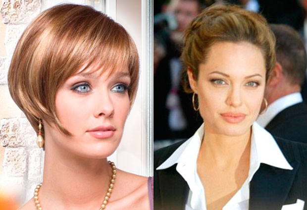 Стильная причёска деловой женщины