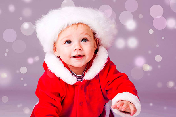 Дед Мороз в детстве