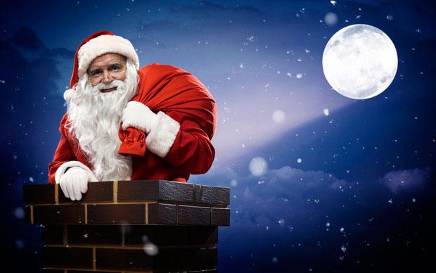 Новогодний подарок от Деда Мороза