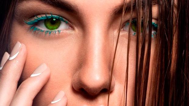 Ошибки при выборе макияж для глаз