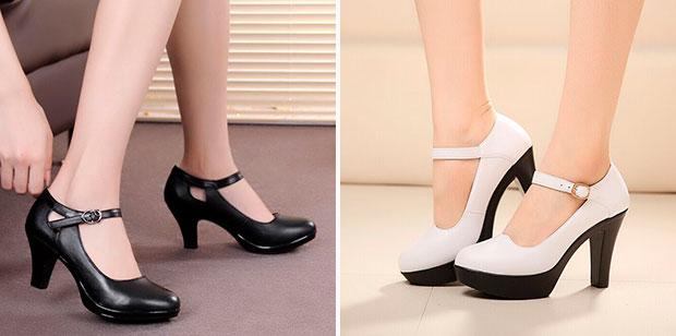 Женская обувь для работы в офисе