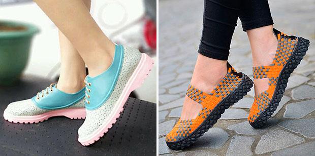 Женская обувь для прогулок