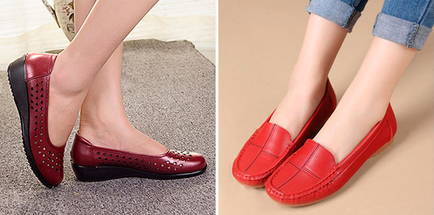 Повседневная женская обувь