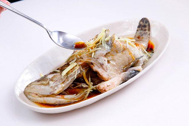 Рецепт запеченной рыбы фото