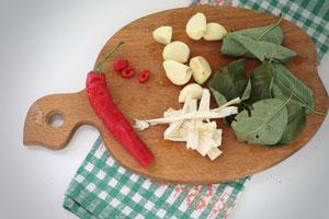 Подготовка продуктов для консервации