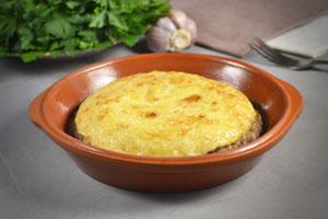Мясная запеканка с картошкой фото