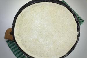 Домашняя пицца приготовление